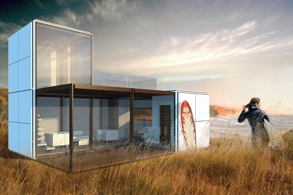 Cubeeo Modul House