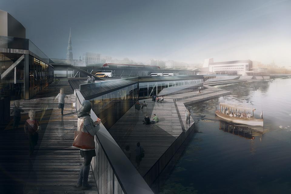 Riga Multimodal Terminal