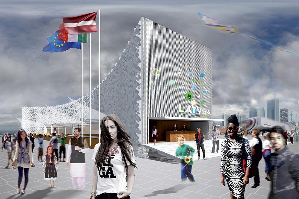 Latvia Expo