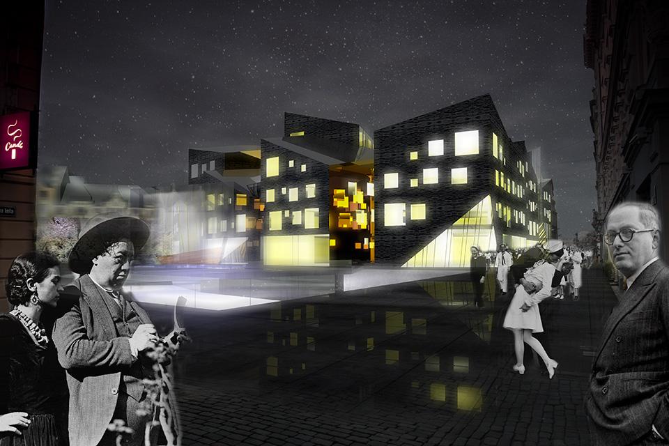 Reconstruction Of Līvu Square