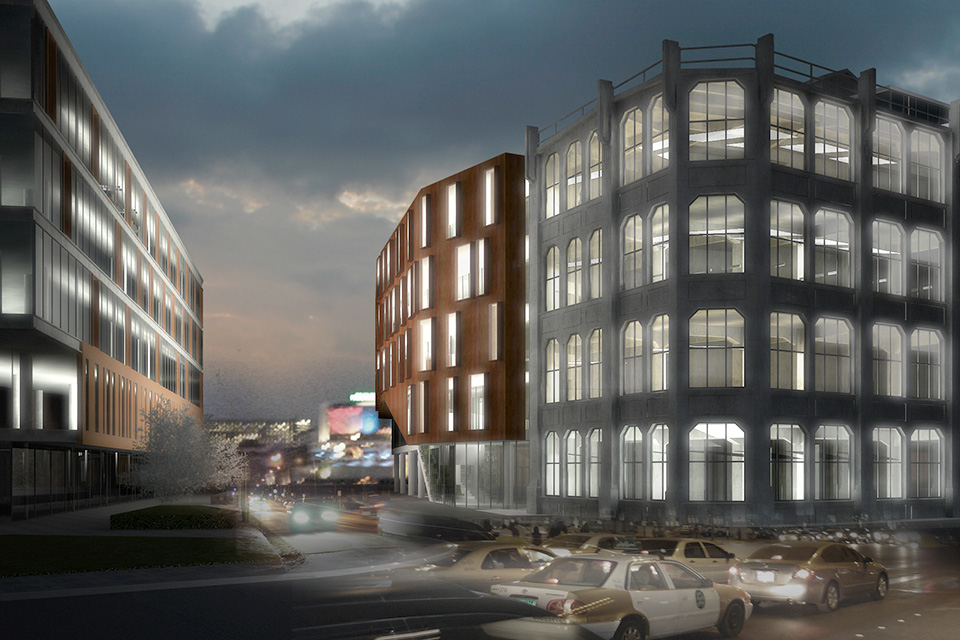 Carl Zeiss Factory